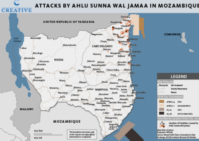 Mozambique ACLED