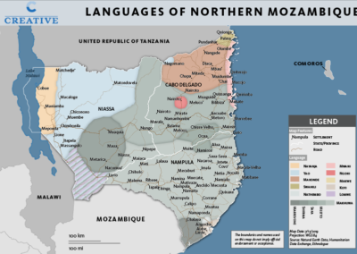 Mozambique language